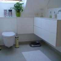 Bad Isvejst Avonite Vask - Frithængende Badeværelsesmøbler