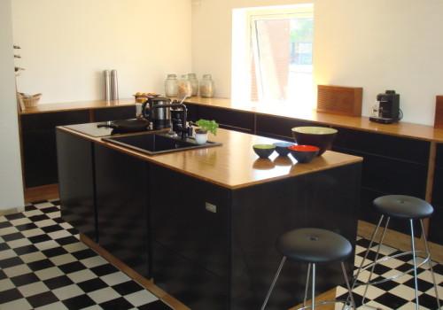 Stort Designer Køkken