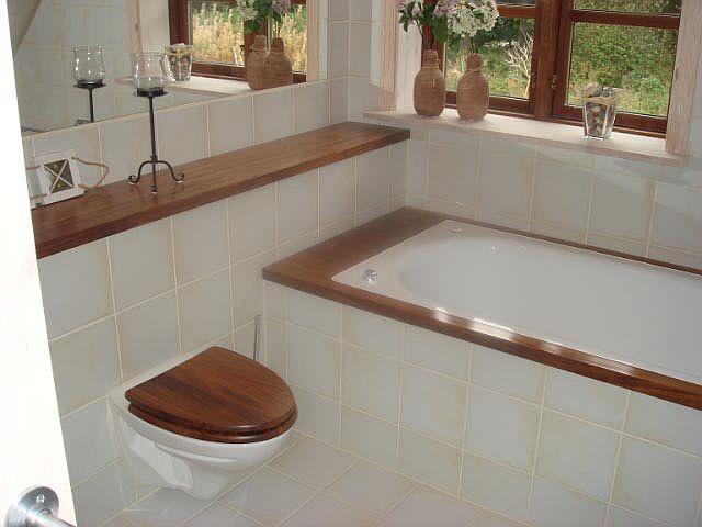 Møbler Til Badeværelset I Valnød