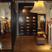 Modebutikken STRØM' I Hellerup Reoler