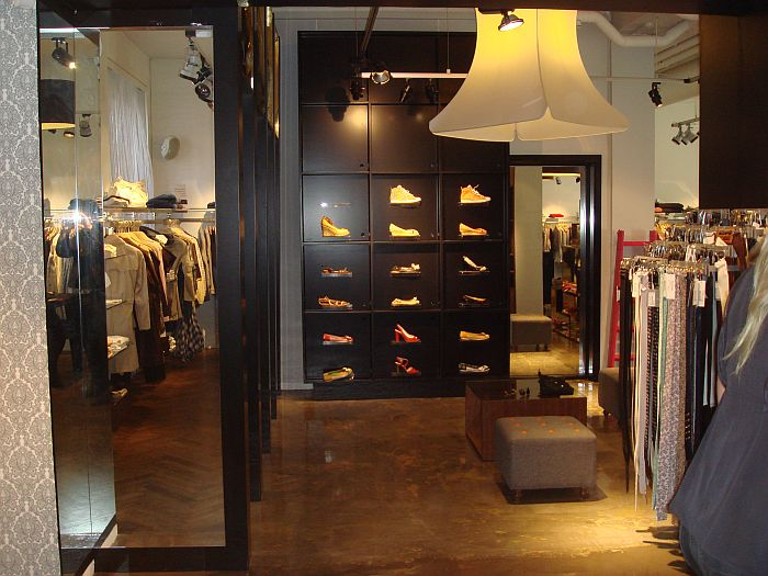 Modebutik STRØM I Hellerup