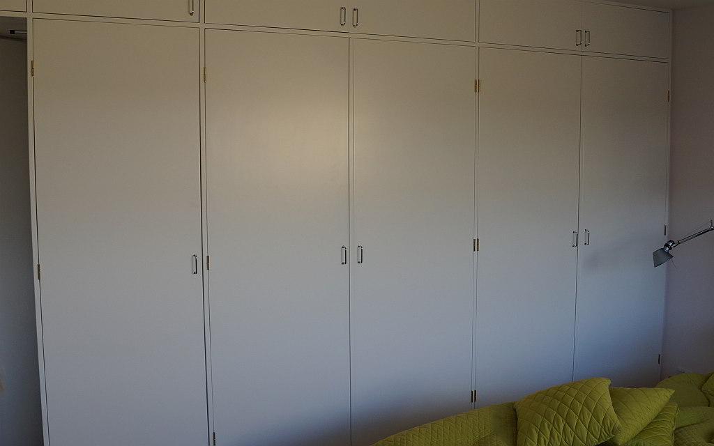 Arne Jacobsen Indbygningsskabe I Atriumhusene