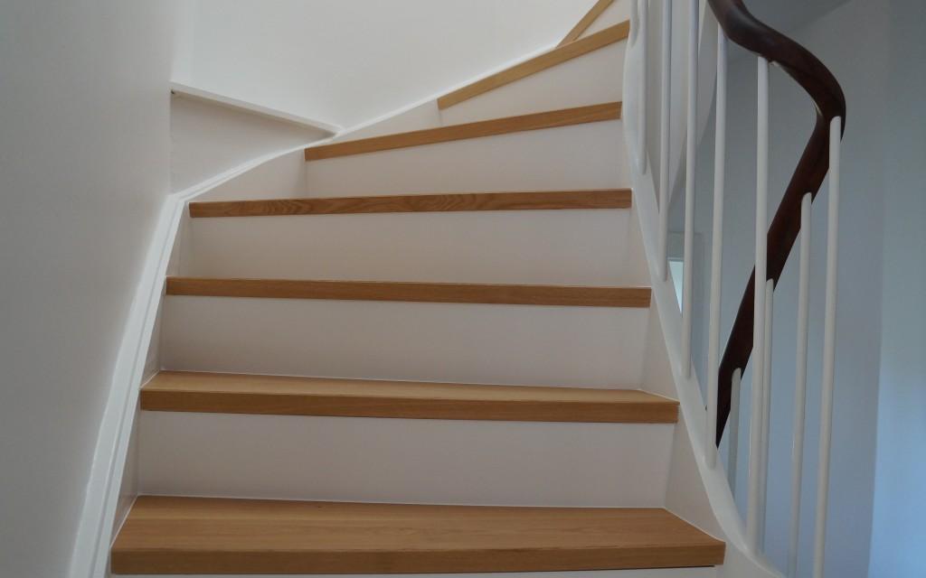 Beklædning af trappetrin